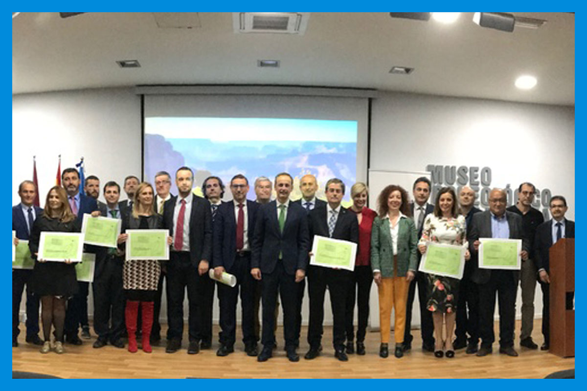 Destilerías Muñoz Gálvez has been awarded the Prize for Sustainable Development of the Region of Murcia in the Eco-innovation category
