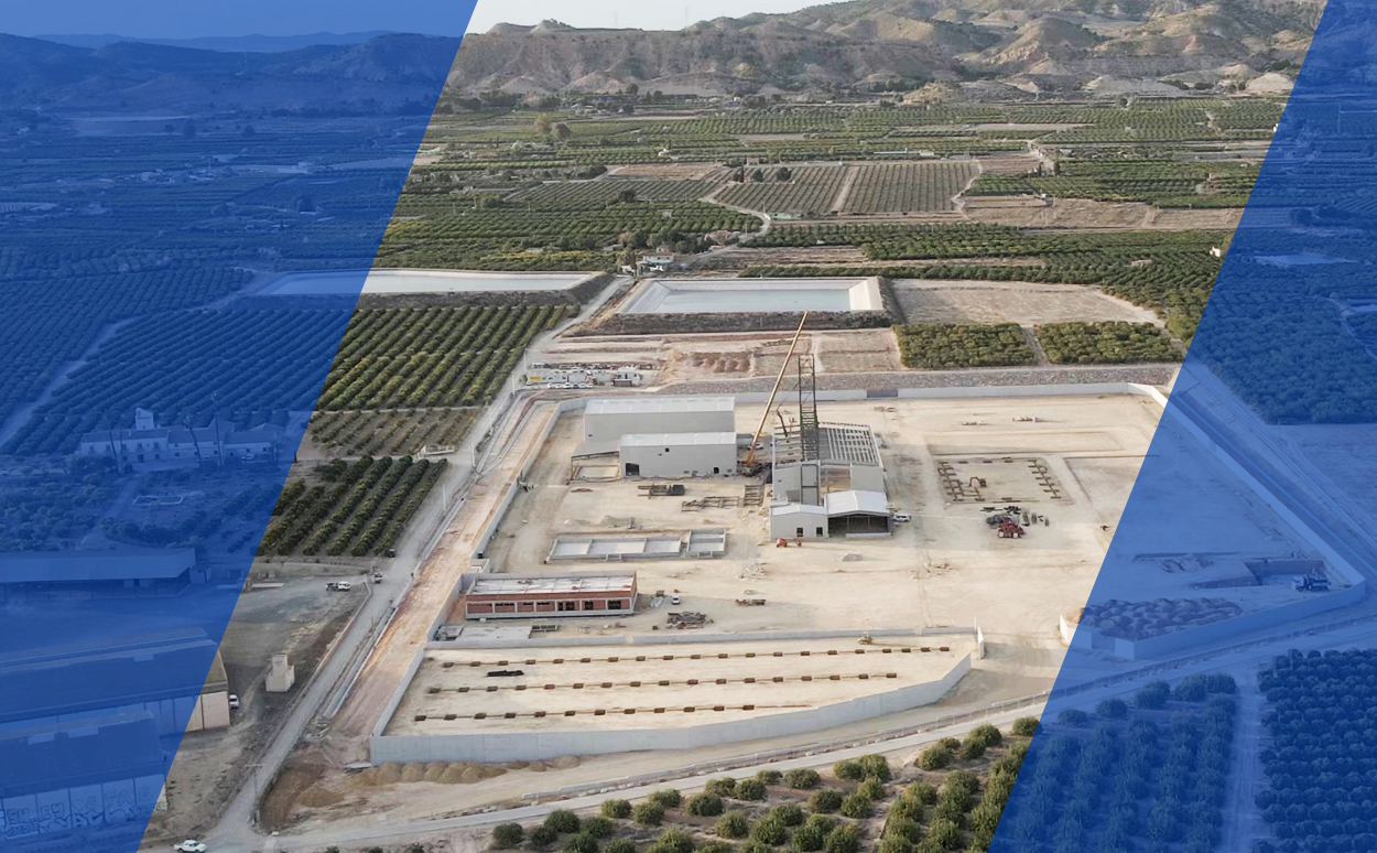 Alimarket News – The new Destilerías Muñoz Gálvez factory will be fully operational by the end of 2025