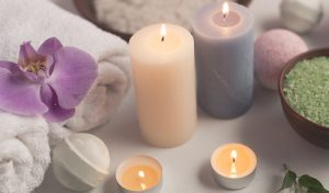 SCENTED CANDLES FOR A NATURAL AND COMFORTABLE ATMOSPHERE